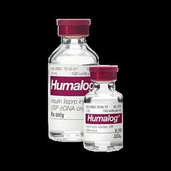 Insulin Humalog Vial 10 ml
