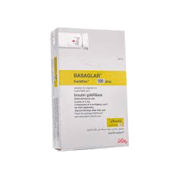 Insulin Basaglar Kwikpen 5x3.0 ml 100iuml