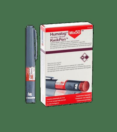 IInsulin Humalog Mix | Insulin.store