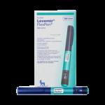 Insulin Levemir PenFill Cartridges 100 Unitml